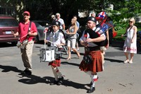 2011 Drums & Bagpipes Were a Hit