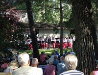 2012 Sousa Concert at the Old Log